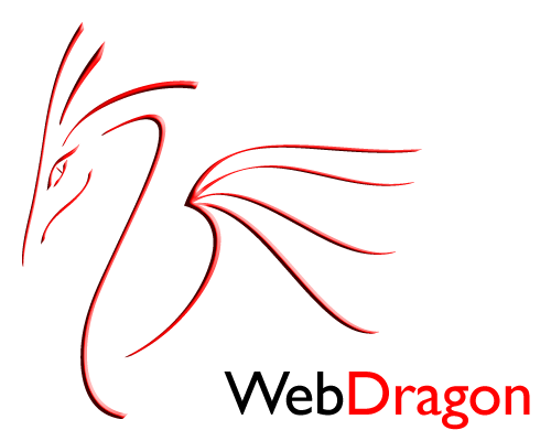 Web Dragon Logo